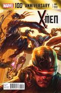 100th Anniversary Special - X-Men Vol 1 1 Lozano Variant