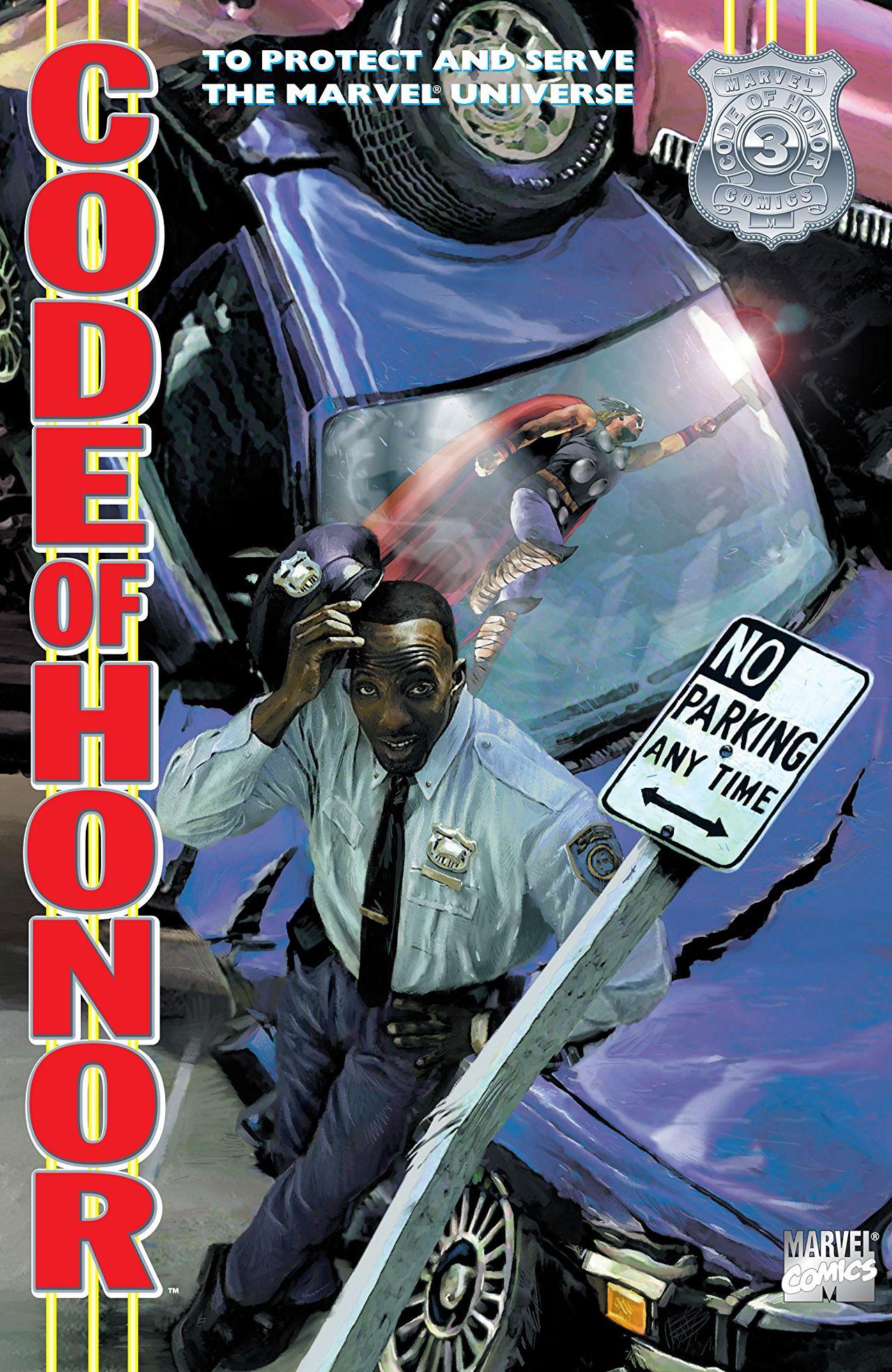 Code of Honor Vol 1 3