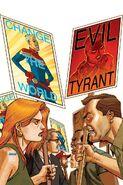 Mighty Captain Marvel Vol 1 0 Johnson Variant Textless