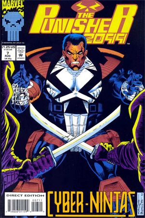 Punisher 2099 Vol 1 7