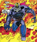 Air Walker (Automaton) (Earth-616) from Silver Surfer Vol 3 73