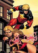 Captain Marvel Vol 6 2 Textless