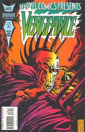 Marvel Comics Presents Vol 1 148