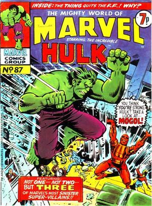 Mighty World of Marvel Vol 1 87