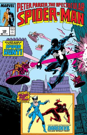 Peter Parker, The Spectacular Spider-Man Vol 1 128