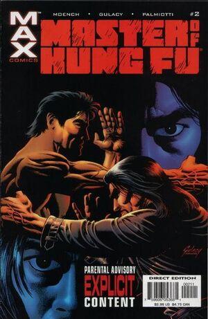 Shang-Chi Master of Kung Fu Vol 1 2