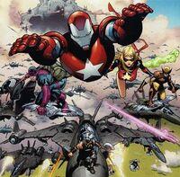 Siege Vol 1 1 page - Norman Osborn (Earth-616)