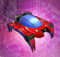 Spider-Mobile from Marvel Avengers Academy 001