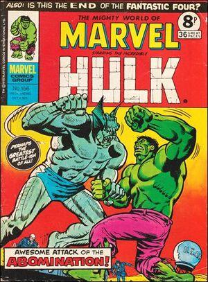 Mighty World of Marvel Vol 1 156