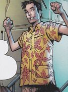 Peter Parker (Earth-616) from Amazing Spider-Man Vol 3 3 001