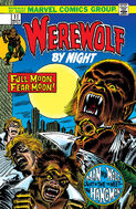 Werewolf by Night Vol 1 11