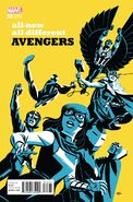 All-New, All-Different Avengers Vol 1 5 Cho Variant