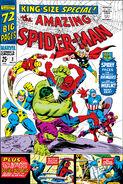 Amazing Spider-Man Annual Vol 1 3