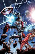 Avengers Vol 5 44 Original Textless