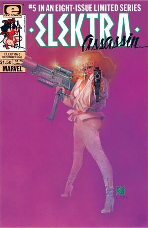 Elektra Assassin Vol 1 5