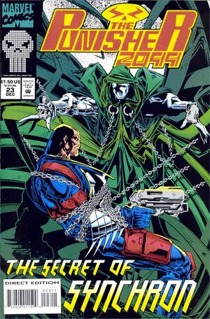 Punisher 2099 Vol 1 23