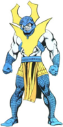 Attuma (Earth-616) from Official Handbook of the Marvel Universe Vol 2 1 0001