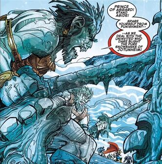 Frost Giants from Indestructible Hulk Vol 1 6