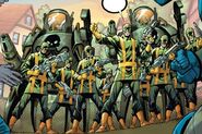 Hydra (Earth-TRN567) from Amazing Spider-Man & Silk- The Spider(fly) Effect Infinite Comic Vol 1 1 001