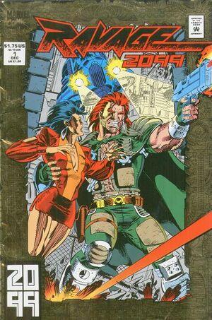 Ravage 2099 Vol 1 1