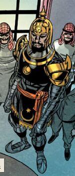 Al-Thahab Al-Aswad(Earth-616)from X-Men Legacy Vol 2 13