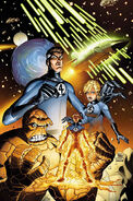 Fantastic Four Vol 3 60 Textless