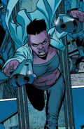 Tilda Johnson (Earth-616) from Occupy Avengers Vol 1 4 001