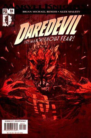 Daredevil Vol 2 56