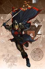 Mystic Arcana Black Knight Vol 1 1 Textless