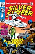 Silver Surfer Vol 1 10