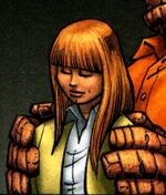 Alicia Masters (Earth-71016) from The Last Fantastic Four Story Vol 1 0001