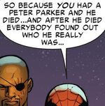 Peter Parker (Ultimate) (Earth-61610) from Ultimate End Vol 1 1 001