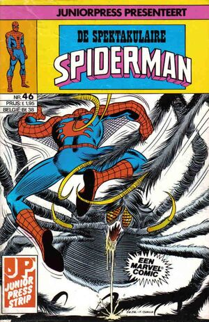 Spectaculaire Spiderman 46