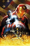 Civil War Vol 1 1 Aspen Comics Variant Textless