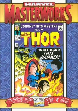 Marvel Masterworks Vol 1 30 Color
