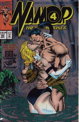 Namor the Sub-Mariner Vol 1 50