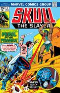 Skull, the Slayer Vol 1 4