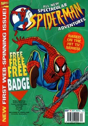 File:Spectacular Spider-Man (UK) Vol 1 1.jpg