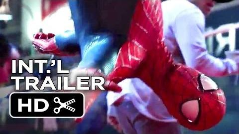 The Amazing Spider-Man 2 International TRAILER 3 (2014) - Marvel Movie HD