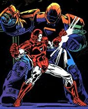 Anthony Stark and Obadiah Stane (Earth-616) from Iron Man Vol 1 200 0001.jpg