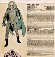 Official Handbook of the Marvel Universe Vol 1 12 page 06 Vanisher (Earth-616)