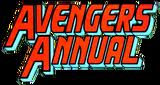 Avengers Annual (1967) Logo