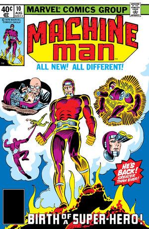 Machine Man Vol 1 10