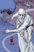 Silver Surfer Vol 8 12 Textless