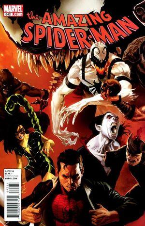 Amazing Spider-Man Vol 1 642