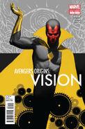 Avengers Origins Vision Vol 1 1