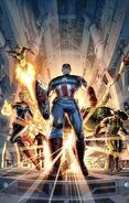 Avengers Vol 5 1 Textless