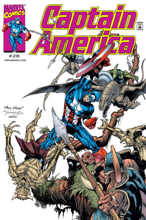 Captain America Vol 3 28