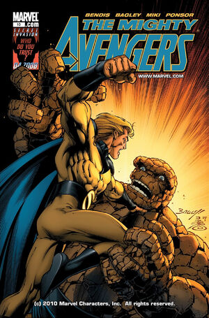 Mighty Avengers Vol 1 10