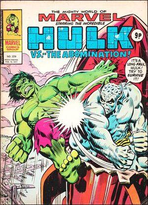 Mighty World of Marvel Vol 1 229